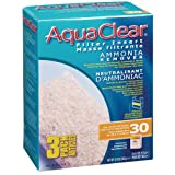 Aquaclear 30-Gallon Ammonia Remover, 3-Pack