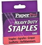 PaperPro 1913 Heavy Duty 23/13 Staples, 100 Sheet Capacity (Box of 1,000)