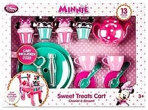Amazon Com Disney Exclusive Minnie Mouse Sweet Treats