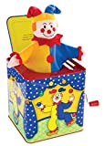Enlarge toy image: Jester Musical Jack in the Box - infant and baby development