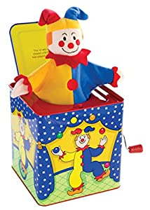 Amazon.com: Schylling Jack-In-The-Box: Toys