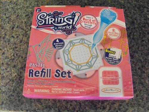 String World Pastel Refill Set - 1