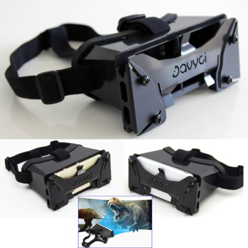 Purchase ZJchao(TM) Davyci Professional Edition 3D Virtual Reality Video Glasses Google Cardboard
