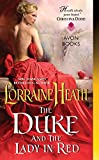 The Duke and the Lady in Red (Scandalous Gentlemen of St. James)