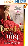 The Duke and the Lady in Red (Scandal...
