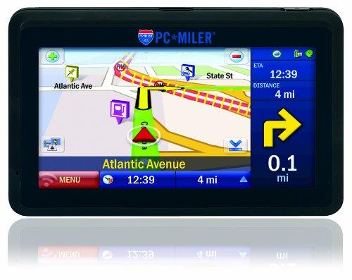 PC Miler 540 5-Inch Portable GPS Navigator (Factory Refurbished