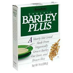 Amazon Com Erewhon Barley Plus Organic Hot Cereal 14