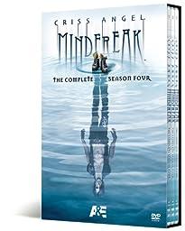 Criss Angel Mindfreak: Season 4 [DVD]