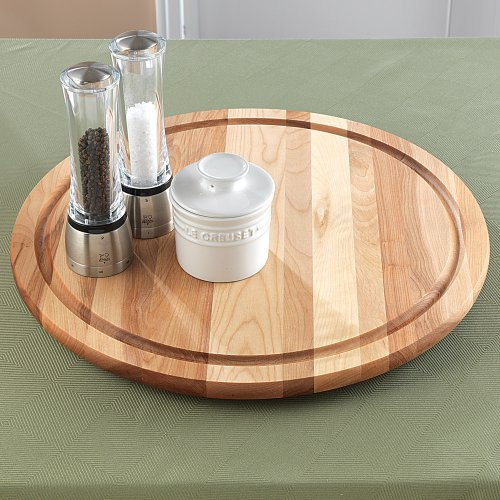 Snow River 7V03387 19-Inch Lazy Susan with GrooveB0000X651K