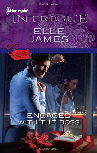 Image for Engaged with the Boss (Harlequin Intrigue Series)