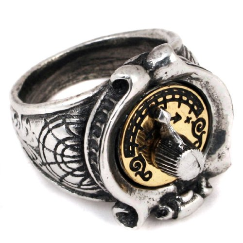 Feromonic Field Detector Alchemy Ring