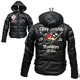 クレイスミス(CLAY SMITH) 防寒ジャケット EDDY ブラック LLW CSY-6171