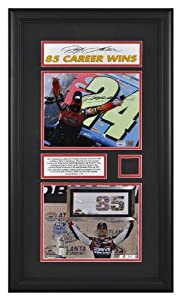 GORDON, JEFF FRAMED (2011 ATLANTA 85TH WIN) 1-AUTO 8x10 TIRE - Mounted Memories... by Sports Memorabilia
