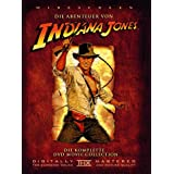 "Indiana Jones - Die komplette DVD Movie Collectionvon ""Harrison Ford"""