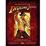 """Indiana Jones - Die komplette DVD Movie Collectionvon """"Harrison Ford"""""""