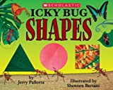 Icky Bug Shapes (0439389186) by Pallotta, Jerry