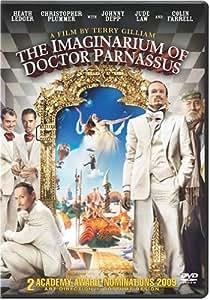 Amazon.com: The Imaginarium of Doctor Parnassus: Heath ...