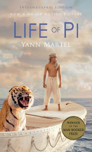 Life Of Pi (International Edition, Movie Tie-In) front-988076