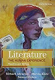 Literature: The Human Experience 10e & EasyWriter with 2009 MLA and 2010 APA Updates (031267564X) by Abcarian, Richard