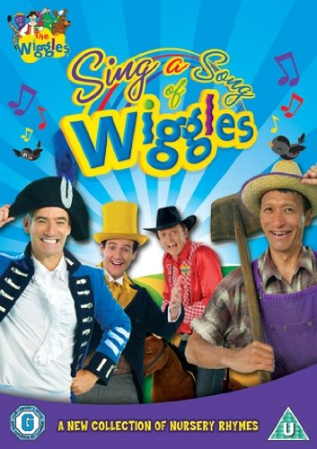 THE WIGGLES - SING A SONG OF WIGGLES [IMPORT ANGLAIS] (IMPORT) (DVD)