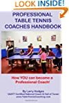 Professional Table Tennis Coaches Han...