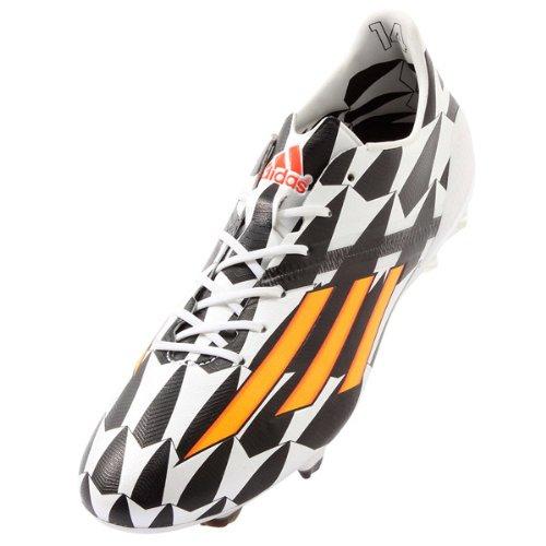 adidas(アディダス)【M20128】アディゼロ F50 ジャパン HG WC サッカースパイクシューズ 香川着用モデルWHT×GLD 25.5