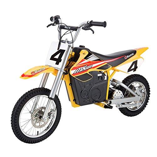 Razor Razor Mx650 Dirt Rocket Electric Bike -, Yellow, Steel, 16 Inch