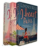 Lindsey Kelk I Heart Series - 3 books I Heart New York / I heart Hollywood / I Heart Paris rrp £23.987 (Mammoth Academy) Linsdey Kelk