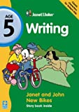 Writing Age 5 With Janet and John: New Bikes Pb (Janet & John Activity Books)