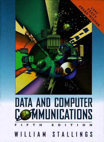 Data and Computer Communications By William Stallings 512Y8Z75Z3L