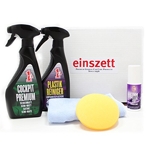 einszett 400010 interior car care kit best products 2016 automotive car care interior care. Black Bedroom Furniture Sets. Home Design Ideas