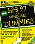 1-2-3 for Windows '95 For Dummies