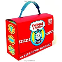 Thomas and Friends My Red Railway Book Box Set