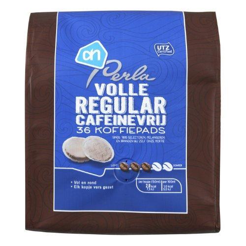 perla-cafeine-vrij-36-koffiepads-perla-cafe-creme-decafe-pads-882oz-pack-of-3-by-albert-heijn