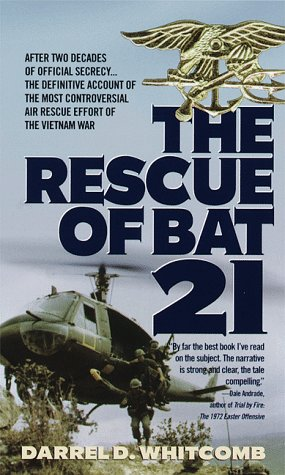 The Rescue of Bat 21, Darrel Whitcomb