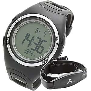 [LAD WEATHER]ラドウェザー 腕時計 ワイヤレス 心拍計測 マラソン/ランニング/ ハートレート/消費カロリー/計測 バンド付き メンズ時計