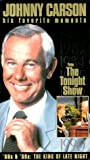 Johnny Carson - His Favorite Moments from The Tonight Show - 80s & 90s, The King of Late Night [VHS]