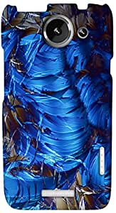 Timpax protective Armor Hard Bumper Back Case Cover. Multicolor printed on 3 Dimensional case with latest & finest graphic design art. Compatible with HTC one X+ ( Plus ) Design No : TDZ-24238