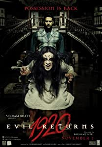 1920 - Evil Returns (2012) (Hindi Movie / Bollywood Film / Indian Cinema DVD)