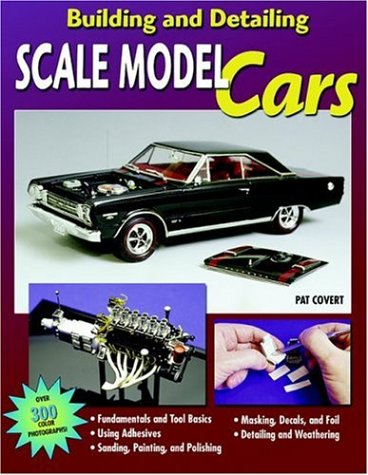 Building and Detailing Scale Model Cars (Model Car Detailing compare prices)