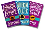 Catherine Coulter Three-Book Set:  Night Fire, Night Shadow, Night Storm (0060537477) by Coulter, Catherine