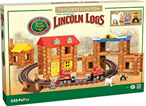 Lincoln Logs Redwood Junction - Amazon Exclusive from Lincoln Logs