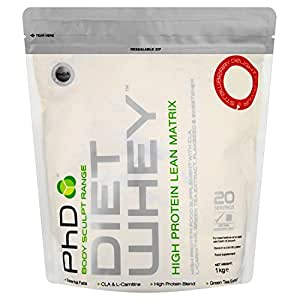 PhD Nutrition Diet Whey,  Strawberry Delight 1kg