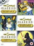 The Simpsons Classics: Too Hot For TV / Dark Secrets / Bart Wars [DVD] [1990]