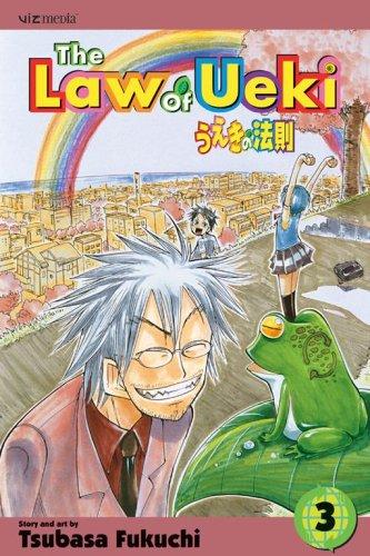 The Law of Ueki, Volume 3