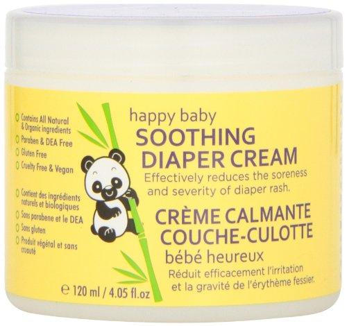 Boo Bamboo Baby Diaper Cream, 4.06 Ounce - 1