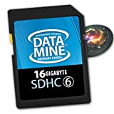 512YIpZiQoL. SL160  DataMINE 16GB SDHC Class 6 Memory Card Featuring DataSAFE Technology for your Nikon CoolPix L20 / P90 / Digital SLR D5000 and More Digital Cameras ***Includes Mouse Pad