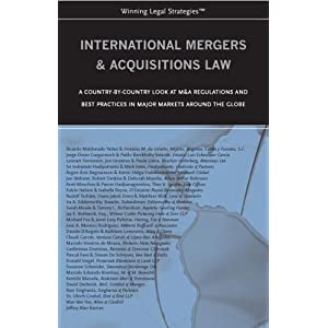 mergers and acquisitions pdf book