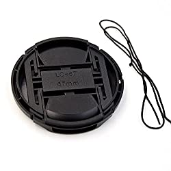 67 mm Center Pinch Cover with String