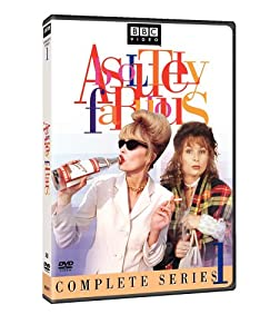 Absolutely Fabulous: Complete Series 1 from BBC Home Entertainment